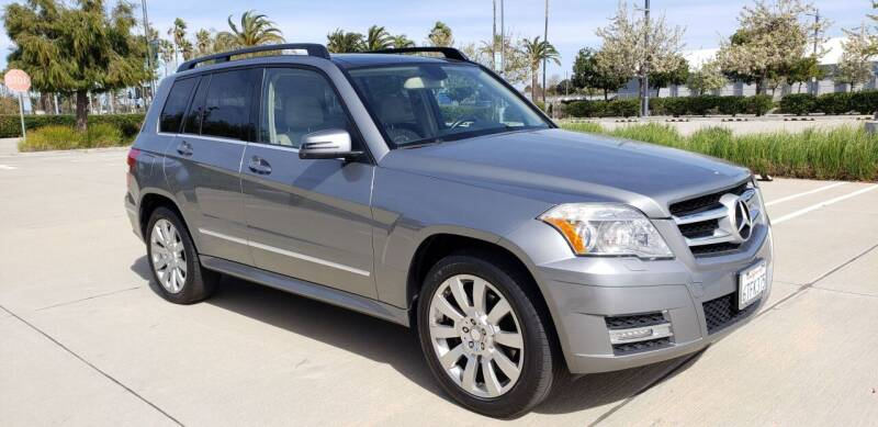 2012 Mercedes-Benz GLK for sale at International Motors in San Pedro CA