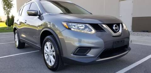 2014 Nissan Rogue for sale at Derby City Automotive in Louisville KY