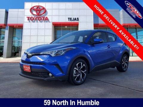 2018 Toyota C-HR for sale at TEJAS TOYOTA in Humble TX