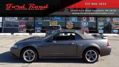 2003 Ford Mustang for sale at Ford Road Motor Sales in Dearborn MI
