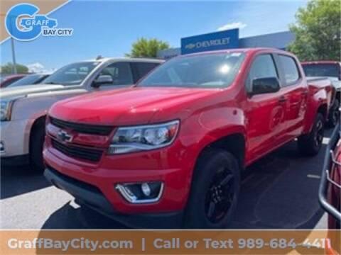2018 Chevrolet Colorado for sale at GRAFF CHEVROLET BAY CITY in Bay City MI