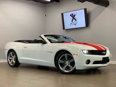 2012 Chevrolet Camaro for sale at TX Auto Group in Houston TX