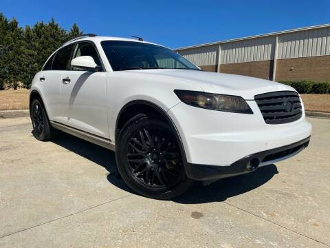 2008 Infiniti FX35 for sale at Global Imports Auto Sales in Buford GA