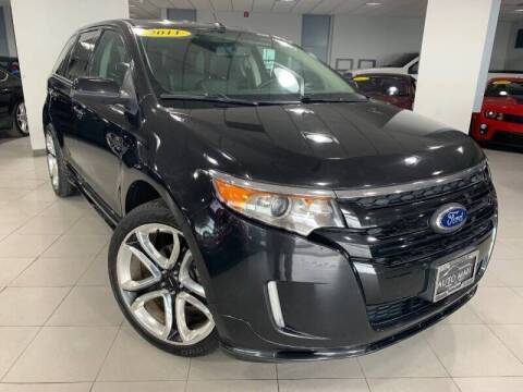 2011 Ford Edge for sale at Cj king of car loans/JJ's Best Auto Sales in Troy MI
