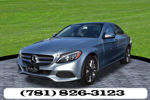2017 Mercedes-Benz C-Class for sale at AUTO ETC. in Hanover MA