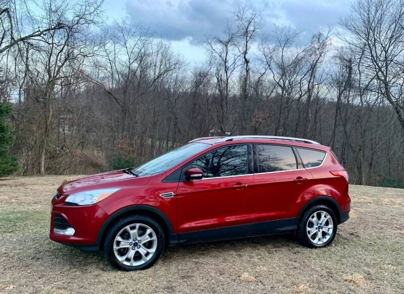 2015 Ford Escape for sale at STIRLING MOTORS, LLC in Irwin PA