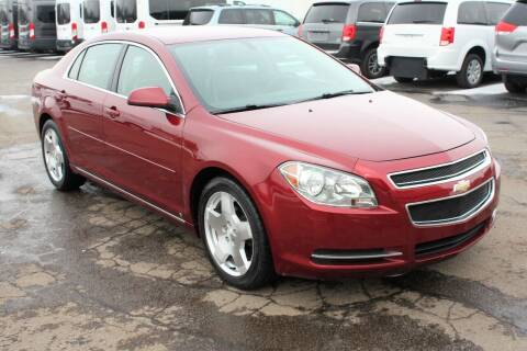 2009 Chevrolet Malibu for sale at LJ Motors in Jackson MI
