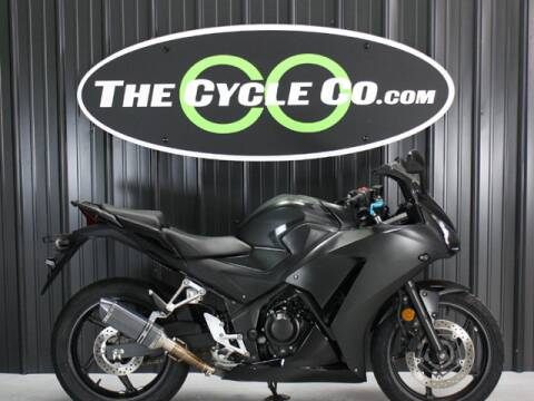 2015 Honda CBR 300 R for sale at THE CYCLE CO in Columbus OH
