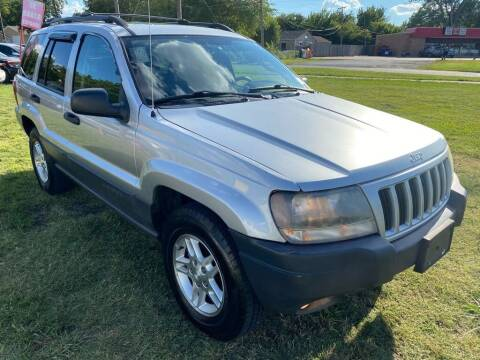 2004 Jeep Grand Cherokee for sale at Cash Car Outlet in Mckinney TX