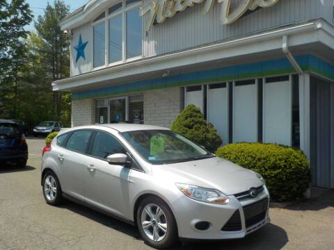 2014 Ford Focus for sale at Nicky D's in Easthampton MA