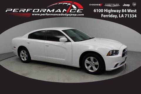 2014 Dodge Charger for sale at Performance Dodge Chrysler Jeep in Ferriday LA