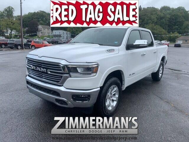 2021 RAM Ram Pickup 1500 for sale in Sunbury, PA