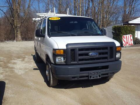 2013 Ford E-Series Cargo for sale at Jack Cooney's Auto Sales in Erie PA