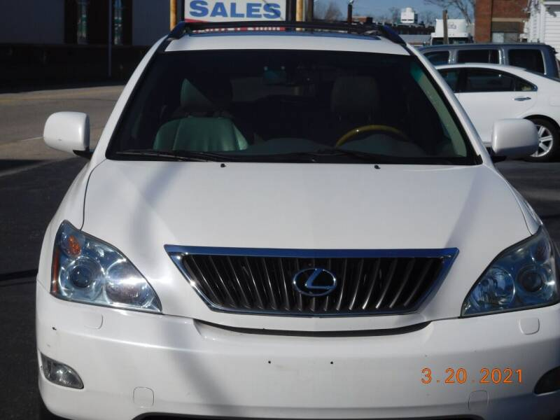 2009 Lexus RX 350 for sale at Southbridge Street Auto Sales in Worcester MA
