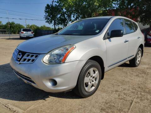 2012 Nissan Rogue for sale at AI MOTORS LLC in Killeen TX