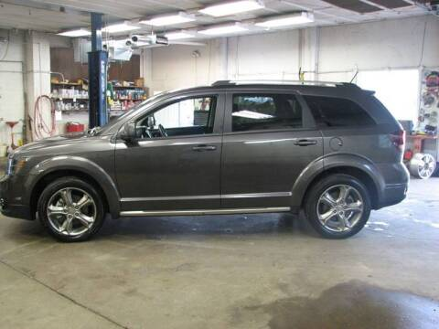 2017 Dodge Journey for sale at Nelson Auto Sales in Toulon IL