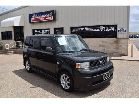 2006 Scion xB for sale at Chaparral Motors in Lubbock TX