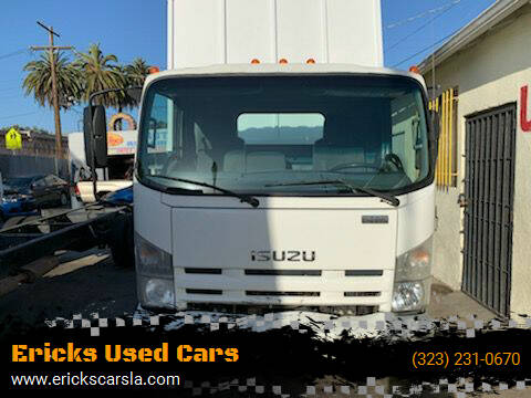 2014 Isuzu NQR for sale at Ericks Used Cars in Los Angeles CA