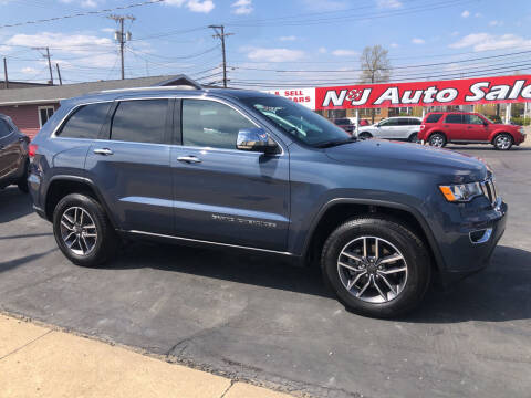 2020 Jeep Grand Cherokee for sale at N & J Auto Sales in Warsaw IN