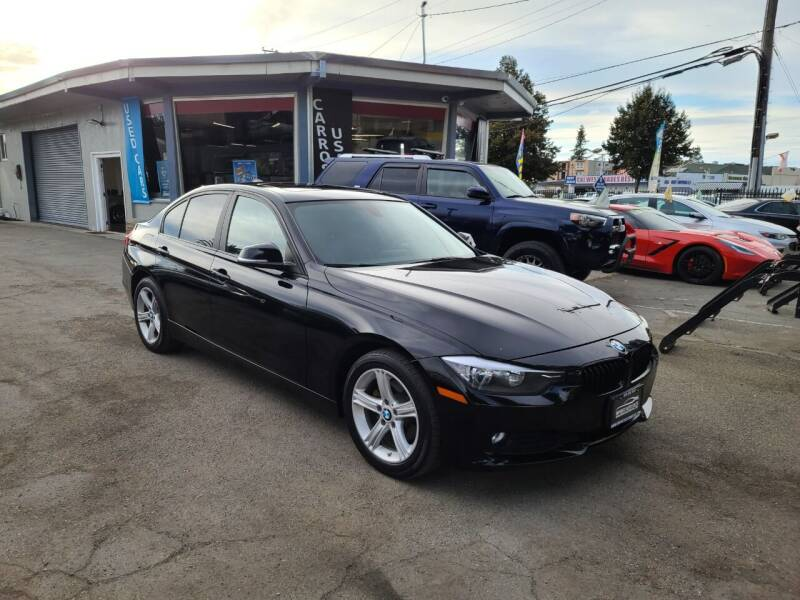 2014 BMW 3 Series for sale at Imports Auto Sales & Service in San Leandro CA