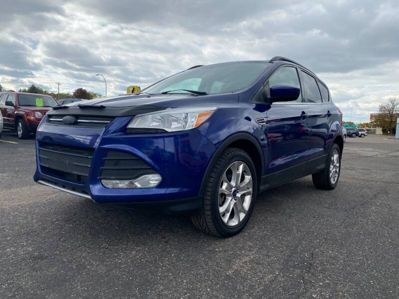 2013 Ford Escape for sale at Auto Tech Car Sales and Leasing in Saint Paul MN