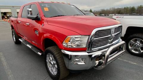 2012 RAM Ram Pickup 2500 for sale at Wildcat Used Cars in Somerset KY