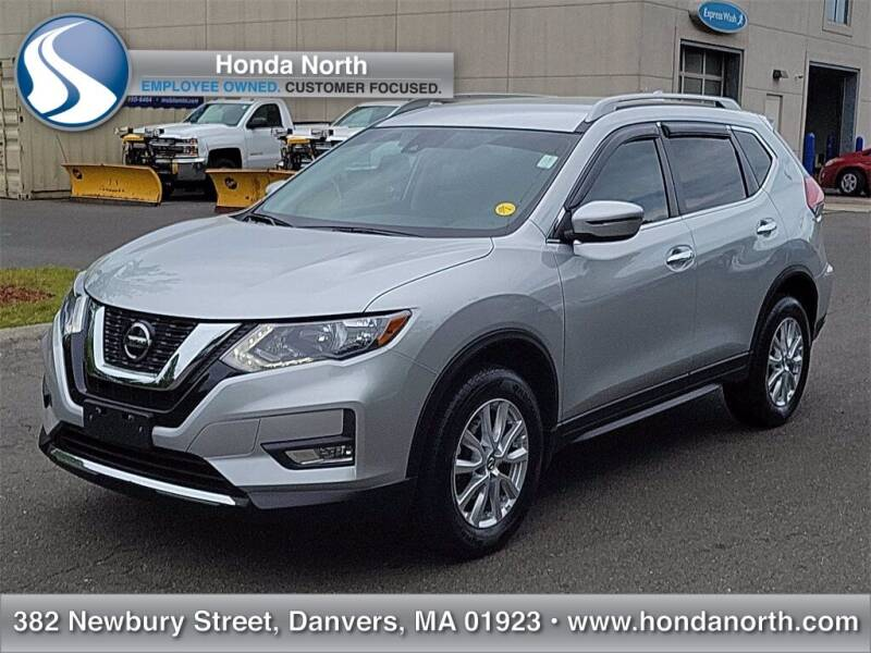 2019 Nissan Rogue for sale at 1 North Preowned in Danvers MA