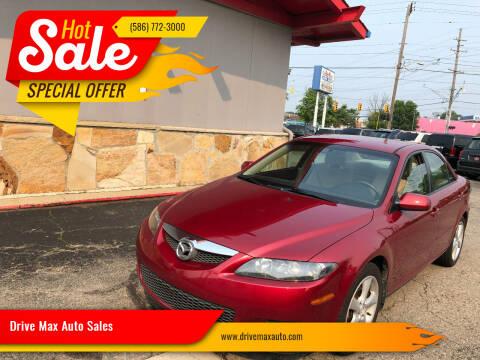2006 Mazda MAZDA6 for sale at Drive Max Auto Sales in Warren MI