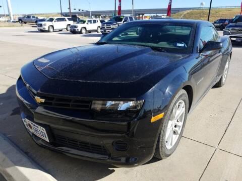 2015 Chevrolet Camaro for sale at Stanley Chrysler Dodge Jeep Ram Gatesville in Gatesville TX