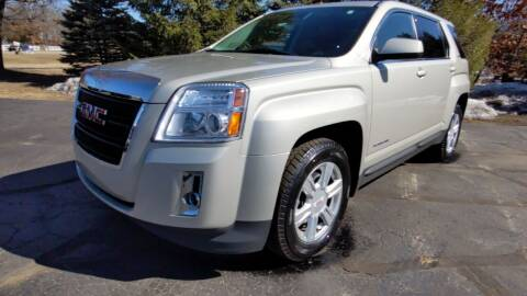 2015 GMC Terrain for sale at West Point Auto Sales in Mattawan MI