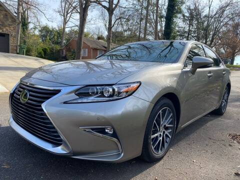 2018 Lexus ES 350 for sale at Viewmont Auto Sales in Hickory NC