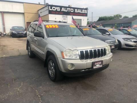 2007 Jeep Grand Cherokee for sale at Lo's Auto Sales in Cincinnati OH