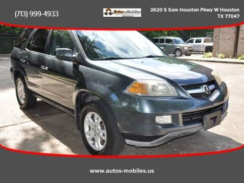 2004 Acura MDX for sale at AUTOS-MOBILES in Houston TX