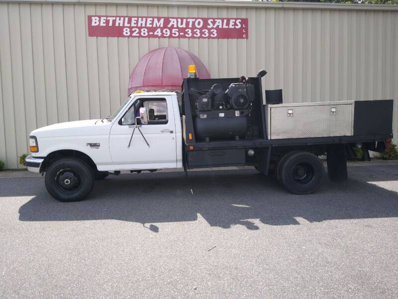 1997 Ford F-350 for sale at Bethlehem Auto Sales LLC in Hickory NC