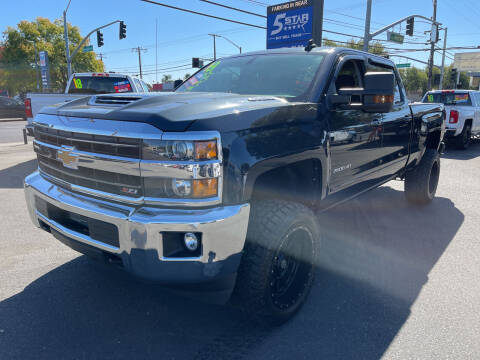 2019 Chevrolet Silverado 2500HD for sale at 5 Star Auto Sales in Modesto CA