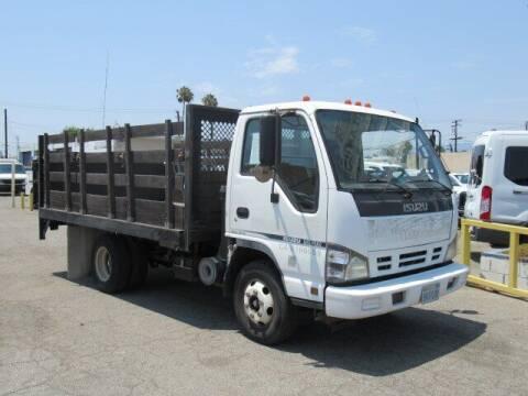 2007 Isuzu NPR for sale at Atlantis Auto Sales in La Puente CA