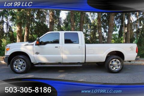 2016 Ford F-350 Super Duty for sale at LOT 99 LLC in Milwaukie OR