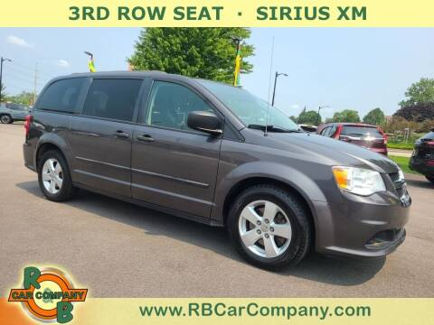 2015 Dodge Grand Caravan for sale at R & B Car Company in South Bend IN