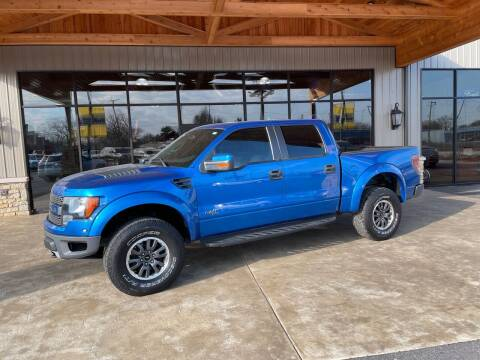2011 Ford F-150 for sale at Premier Auto Source INC in Terre Haute IN