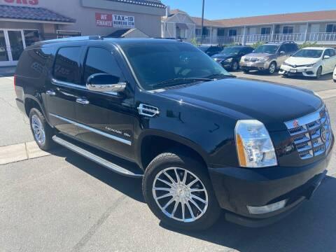 2012 Cadillac Escalade ESV for sale at Boulevard Motors in Saint George UT