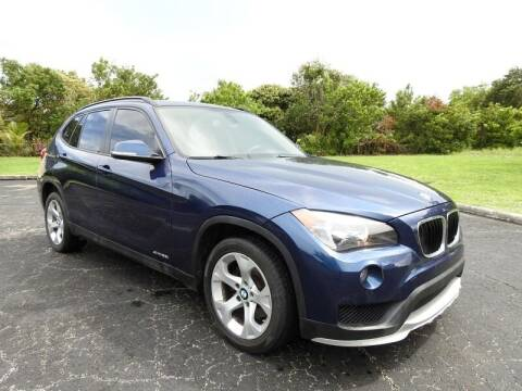2015 BMW X1 for sale at SUPER DEAL MOTORS 441 in Hollywood FL