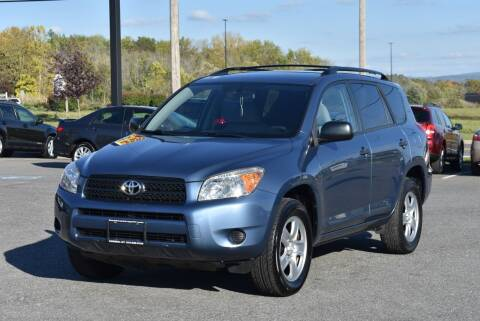 2008 Toyota RAV4 for sale at Broadway Garage of Columbia County Inc. in Hudson NY