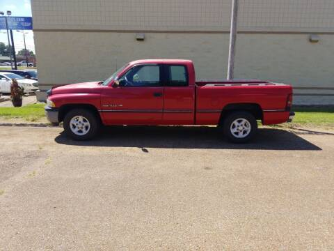 1996 Dodge Ram Pickup 1500 for sale at Frontline Auto Sales in Martin TN