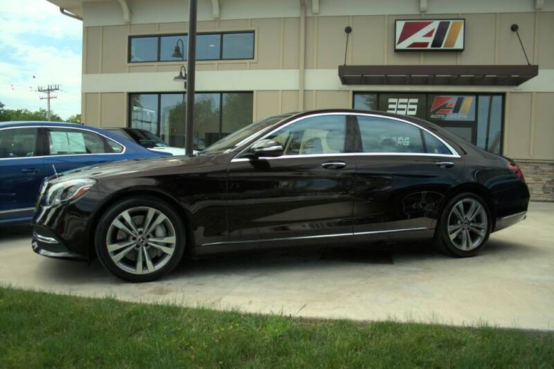 2018 Mercedes-Benz S-Class for sale at Auto Assets in Powell OH