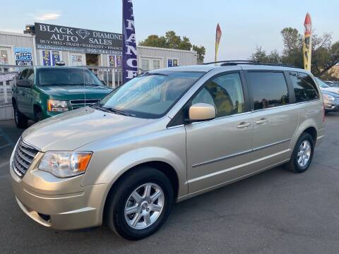 2010 Chrysler Town and Country for sale at Black Diamond Auto Sales Inc. in Rancho Cordova CA
