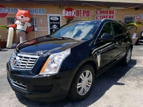 2013 Cadillac SRX for sale at VALDO AUTO SALES in Miami FL