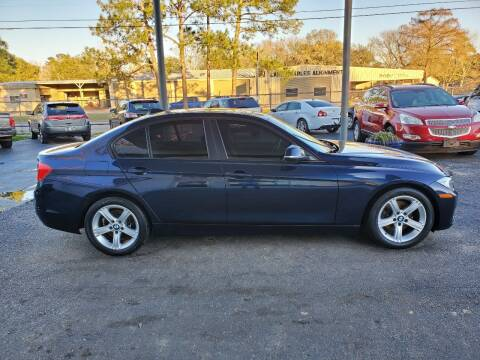 2014 BMW 3 Series for sale at Bill Bailey's Affordable Auto Sales in Lake Charles LA