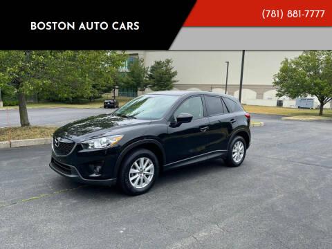 2014 Mazda CX-5 for sale at Boston Auto Cars in Dedham MA
