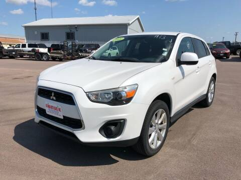 2015 Mitsubishi Outlander Sport for sale at De Anda Auto Sales in South Sioux City NE