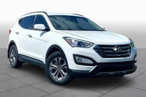 2015 Hyundai Santa Fe Sport for sale at CU Carfinders in Norcross GA
